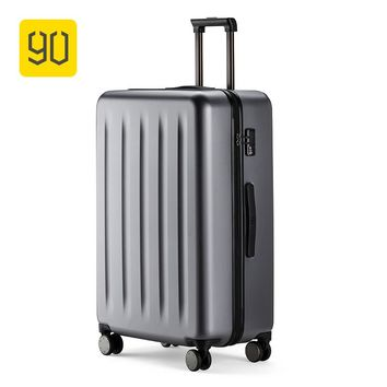 "Xiaomi 90FUN 100% PC Suitcase Carry on Spinner Wheel Travel Luggage 20""/24""/28"""
