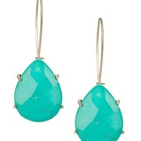 Allison Earrings in Teal - Kendra Scott Jewelry