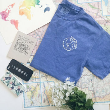 Travel the World T-Shirt (Unisex)