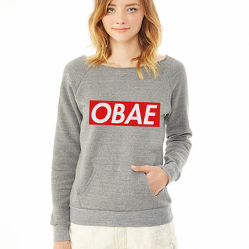 Obae ladies sweatshirt