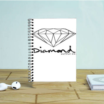 Black Diamond Supply Co Photo Notebook Auroid