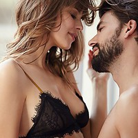Intimately Womens Bedroom Eyes Bralette