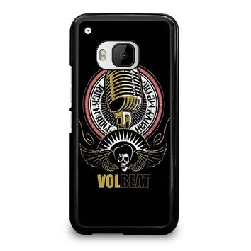 VOLBEAT HEAVY METAL HTC One M9 Case Cover