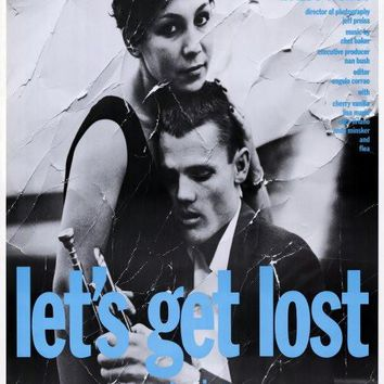Let's Get Lost 11x17 Movie Poster (1988)