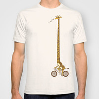 Long Bike Ride T-shirt by Jorge Garza