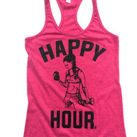 Crossfit Workout Weightlifting Tank Top for Women