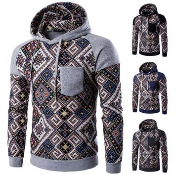 Hats Winter Men Casual Long Sleeve Men's Fashion Hoodies [10669395523]