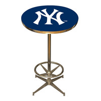 New York Yankees MLB Pub Table