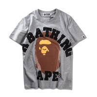 hcxx A Bathing Ape Full College T-shirt