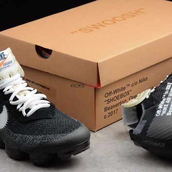 OFF WHITE NIKE AIR VAPORMAX AA3831 1 259 Women And Men Sneaker