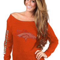 Denver Broncos Women's Official NFL Team Fleece (Will Ship In End Of September)