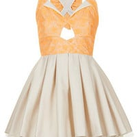 **Tan Dress by Jones and Jones - New In This Week  - New In