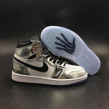 Air Jordan 1 Retro High Pass The Torch Kawhis The Claw AJ1 Sneakers