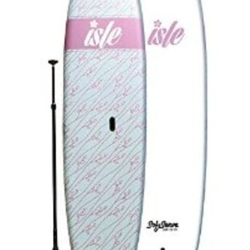 Isle 10'8 Soft Top Stand Up Paddle Board - Vine Soft Serve Foam SUP