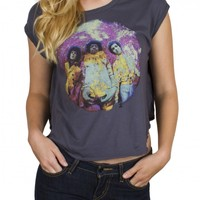Junk Food Clothing - Jimi Hendrix Tee - Rock - Collections - Womens