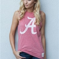 University of Alabama Muscle Tee | SportyThreads.com