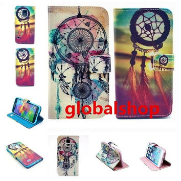 "Dream catcher case cover skin Card purse for Samsung Galaxy S3/ S3 Mini 8190/ S4 /S4 Mini 9190 S5/S5 Mini Note 3 Note 4 Apple iPhone 6 4.7""/6 Plus 5.5""/iphone 5 5S 5C 4 4S = 1705110660"
