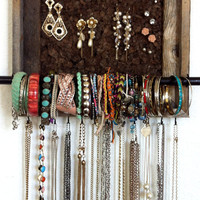 8x10 Custom Jewelry Organizer