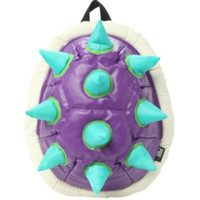 Purple Turquoise Mini Spike Backpack