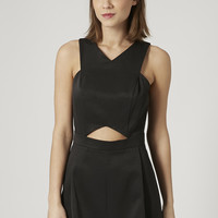 Cut-Out Playsuit - Topshop
