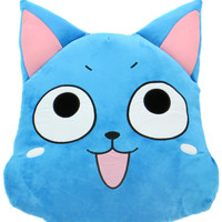 FAIRY TAIL HAPPY PILLOW