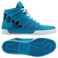 adidas Hard Court Hi Big Logo Shoes