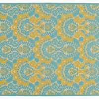 Sebastian Outdoor Rug, Gold - Final Sale - Must-See Markdowns - Sale | One Kings Lane