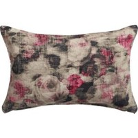 """Bespatter 18""""x12"""" Pillow With Feather-down Insert"""