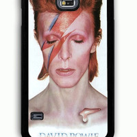 Samsung Galaxy S5 Case - Hard (PC) Cover with David Bowie Plastic Case Design