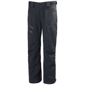 Helly Hansen Odin Traverse Pant - Women's Large - Ebony