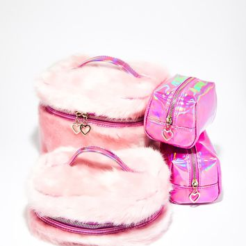 Shagadelic Cosmetic Case Set