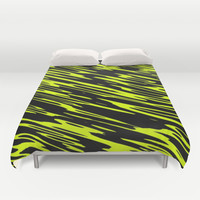 Camouflage Duvet Cover by Laly_sb