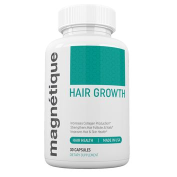 Magnetique Clear Skin - Promotes Clear Skin & Healthy Nourished Hair - Longer, Stronger Hair