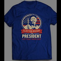 """DAVE CHAPPELLE """"BIGSBY FOR PRESIDENT"""" SHIRT"""