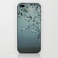 Song of the Nightbird iPhone & iPod Skin by Monika Strigel