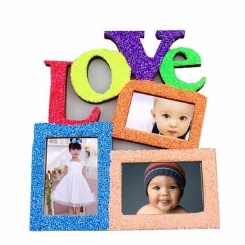 Wooden Modern Wall Photo Frames
