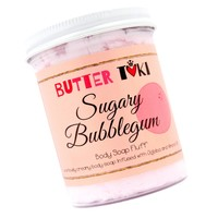 SUGARY BUBBLEGUM Whipped Body Soap Fluff
