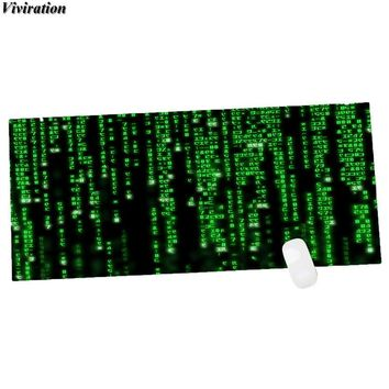 Good Use Viviration Locking Edge Mouse Mat Mousepad Key board Mat Table Mat For Dota 2 CS Large Gaming Locking Edge Mouse Pad