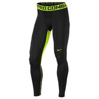 Nike Pro Combat Hyperwarm DF Max Comp Tight - Men's at Eastbay
