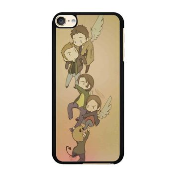 Supernatural 01 iPod Touch 6 Case