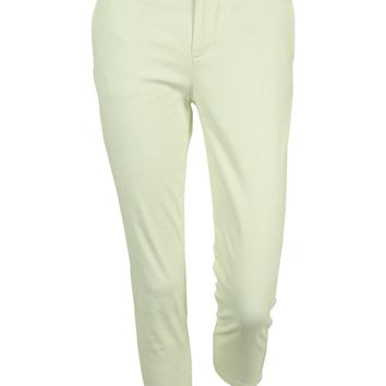 Ralph Lauren Women's Crop Pants