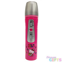Hello Kitty MP3 Karaoke Wireless Microphone