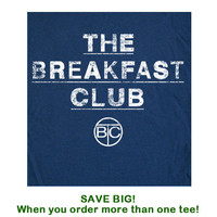 Breakfast Club T Shirt The 80s Tees Funny T Shirt Movie Retro T Shirt