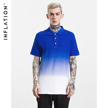 INFLATION 2017 New Summer Diy Tie Dye Polo