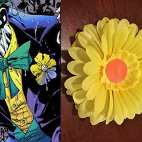 Batman Joker DC Comics Inspired Lapel Flower Pin Cosplay Arkham