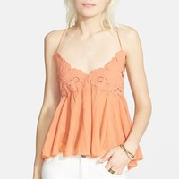 Women's Free People 'Birds in the Sky' Top,
