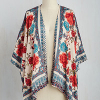 Boho Mid-length I Oolong for You Jacket Size M by ModCloth