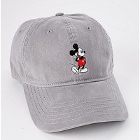 Mickey Mouse Dad Hat - Spencer's