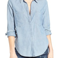 McGuire Chambray Shirt | Nordstrom