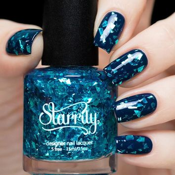Starrily Sea Glass Nail Polish